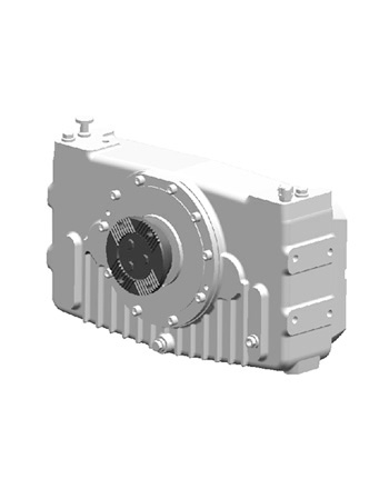Dual input reduction gearbox